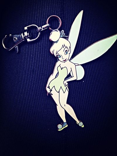 Tinkerbell Taking Photos Loveit♥ Disney Flying With Tinkerbell