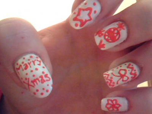 Hi! That's Me Paintingnails december 2013