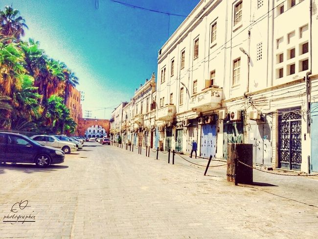 The Architect - 2015 EyeEm Awards Hello World Ebeshti EK  Libya Tripoli Downtown Taking Photos EyeEm Nature Lover Enjoying The Sun Sunshine ☀ For those who are lost, there will always be cities that feel like home.