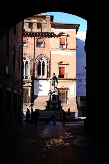 Bologna Centro Neptune Fountain Neptune Statue Nettuno Statue Giambologna Neptune Restored Nettunobologna