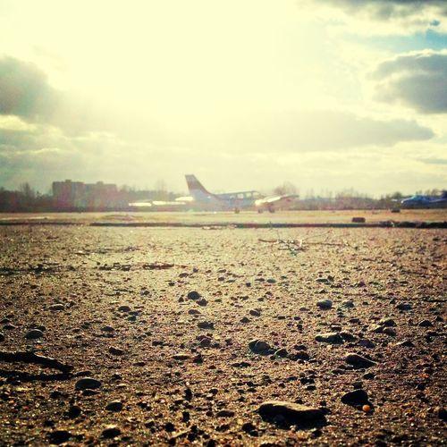 Private Jet Plane Flying The Explorer - 2014 EyeEm Awards