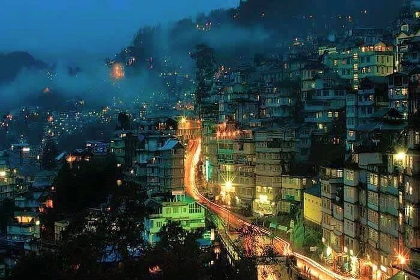 City Of Dreams Gangtok Sikkim
