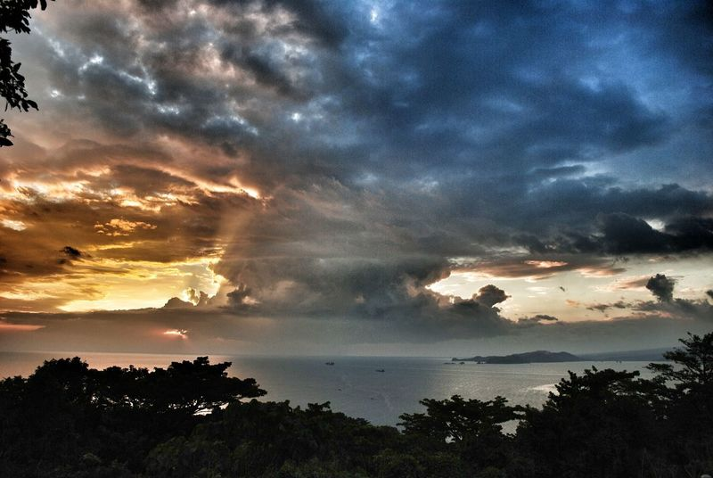 Sunset Watching in Corregidor Sunset Sunset_collection Nikon Nikon D3000