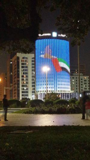 Abu Dhabi 2014 Corniche Street Uaenationalday
