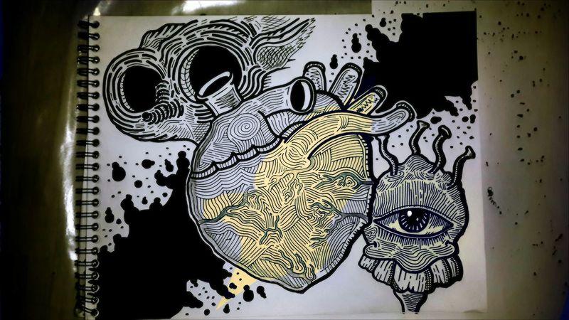 Dibujando Drawing Dibujodeldia