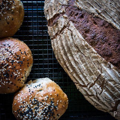 Realbread Sourdough Food Baking yesterday's baking effort