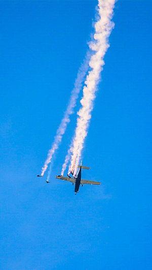 """""""ready...... Go... Go.... Go...."""" Sunderland Air Show 2014 Air Show Taking Photos Parachutes"""