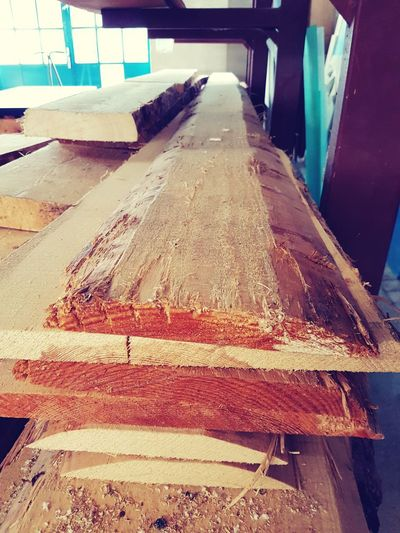 Carpentry Tischler Woodlove Holzbohlen Fichte