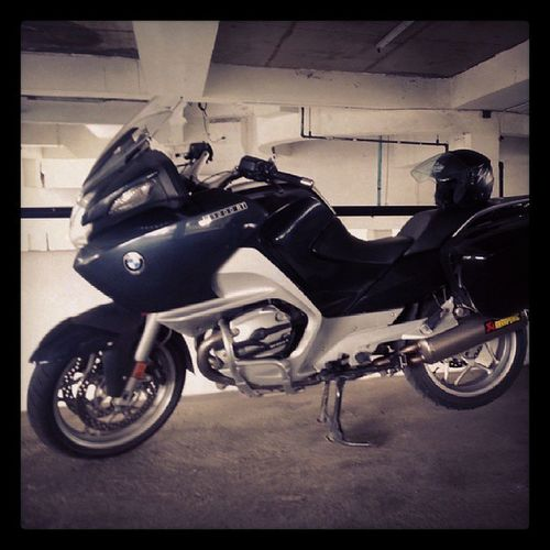 New old bike, and its mine! R1200rt
