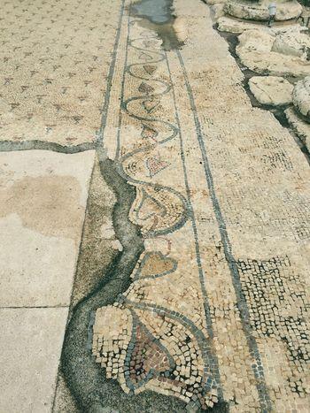 Mosaic Ruins Pattern