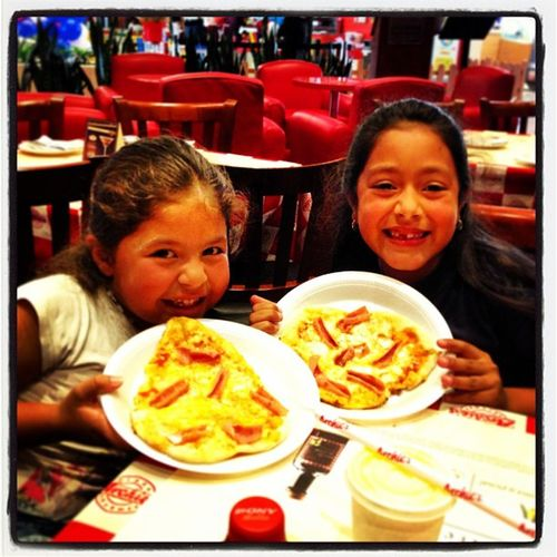 Family day with my nieces :) Uncleday Archies