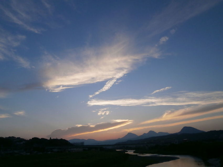 Sunny 夏空 Wonderful Sky 空 Nature Country Beautiful Nature 田舎 Faces Of Summer Beautifull