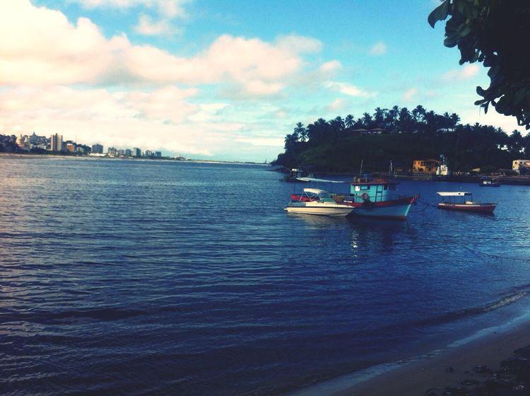 Praia da Maramata, homenagem a Rainha do Mar Iemanja RainhaDoMar Ilhéus