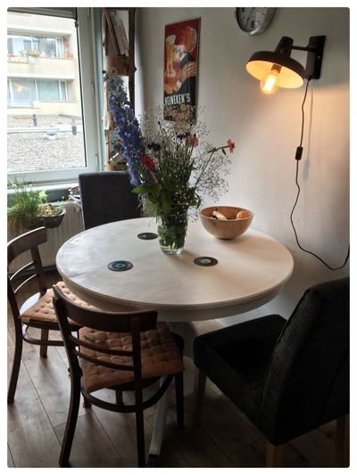 New table! Amsterdam Home Sweet Home Home Sweet Home Cute Vintage