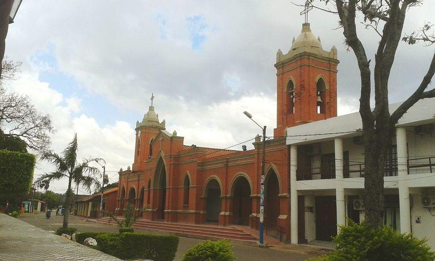 Hello World ThisisBolivia Church (: