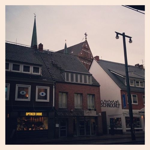 St. Johann, Schnoor
