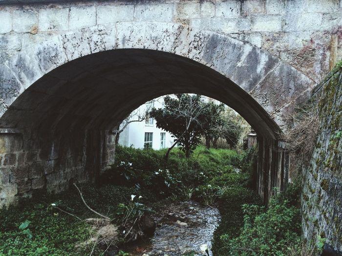 Secrets. Bridge Bridge - Man Made Structure Bottom Louriçal Check This Out Taking Photos Naturephotography HumanArt