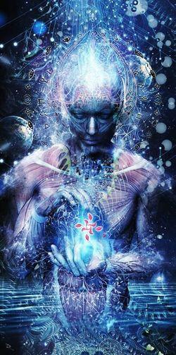 ☀💙 Check This Out Hi! Hello World Camerongray Art ArtWork Meditation Spirit Spiritual Spirituality Sacredgeometry Visionart Amazing Psychedelic Psychedelicart Spiritualawakening Likeforlike Arts Picoftheday