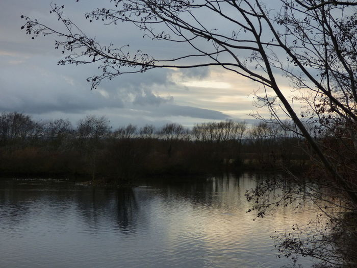 Bolton on Swale nature reserve Reflection Water Lake Tree Nature Cloud - Sky Sunset Sky Landscape Tranquility Outdoors No People Scenics Beauty In Nature Reflection Lake Day Photography Wintertime Clear Sky Bare Tree Landscape_photography Art Photography Winter Beauty In Nature Tranquil Scene