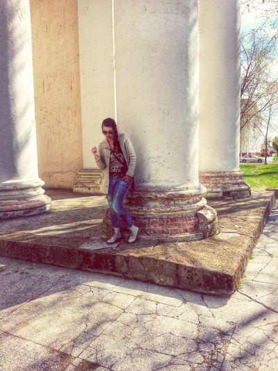 Polotsk Belarus Hello World Traveler That's Me Travelling