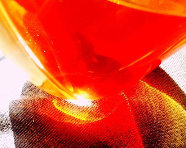 Sun Light Tea Tea Time Breakfast Home Light Breaking Light Reflection Light Beam