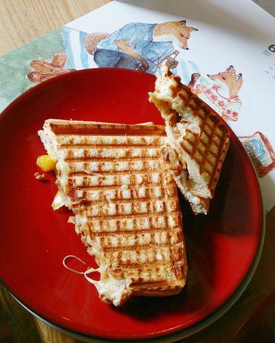 Bruch. Good Morning Toasts Bruch Padapada Enjoying A Meal