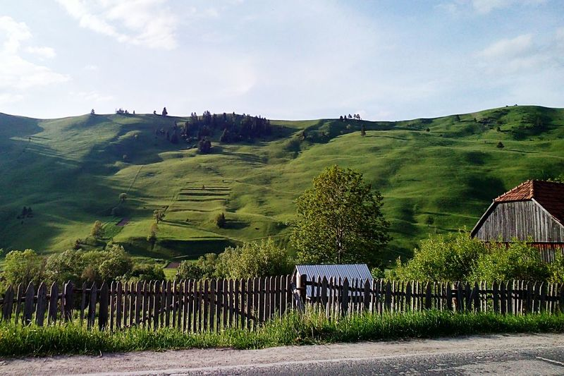 Transylvania, Nature