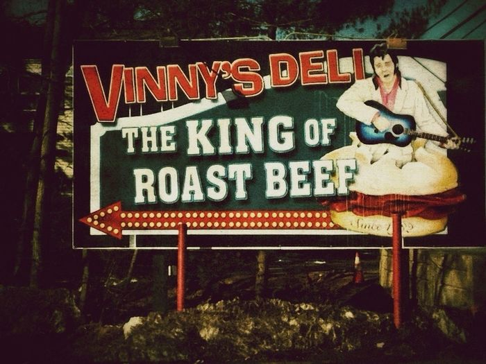 The King Drive By Shooting Collabs_Unlimited SignSignEverywhereASign