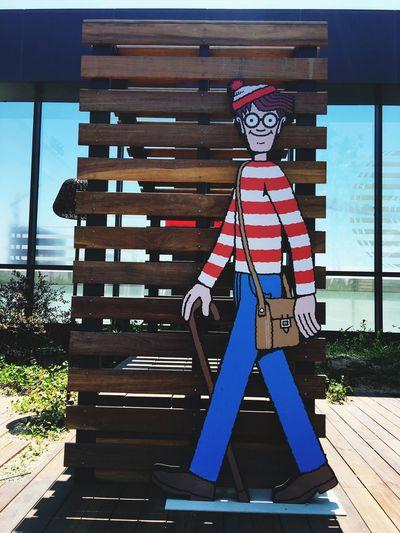 월리를 찾았다! Wally