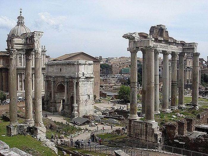 Romestatue Romanstatue Rome Italy Roman Roman Ruins Romans Roman Architecture Romalandscape Romancity Cidaderomana