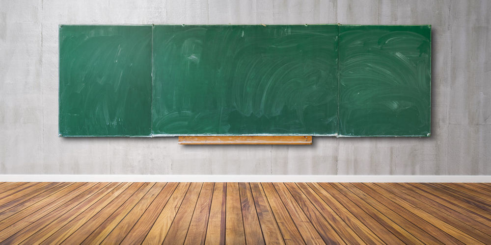 Blank green chalkboard, blackboard texture with copy space hangs on gray grunge wall and wooden floor 3D-Illustration. Chalkboard Blackboard  Board School Wall Green Background 3D-Illustration Texture Grunge Old Drawing Chalk Teacher College Blank Classroom Class Dirty Education Billboard Lesson Frame Empty Reminder White Communication Copy Message Note Remember Scratch Advanced Training Aged Antique Commercial Course Elementary Gym Presentation Retro Schooling Seminar Slate Study University Vintage Floor Wood
