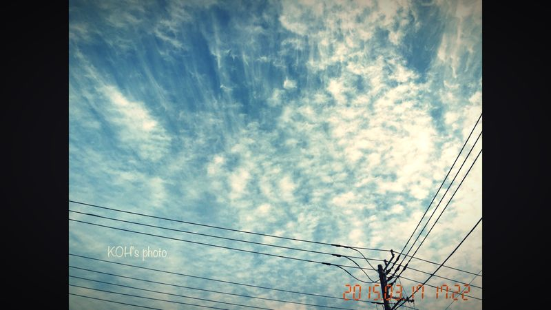ちゃんと、上向けたョ Sky Sky Collection Clouds And Sky Sky And Clouds http://youtu.be/SJsZJg8qp1Q