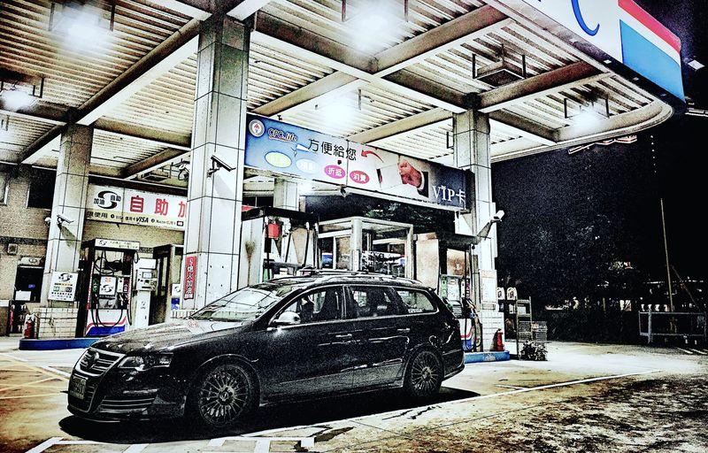 Wagon  Passat R36 Taoyuan City Volkswagen Built Structure Architecture Day Building Exterior Graffiti Transportation Sunlight No People