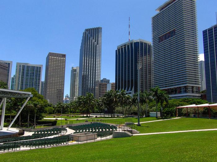 Miami Downtown Miami Miami, FL Downtown USA Building City Florida Skyscraper Urban Skyline