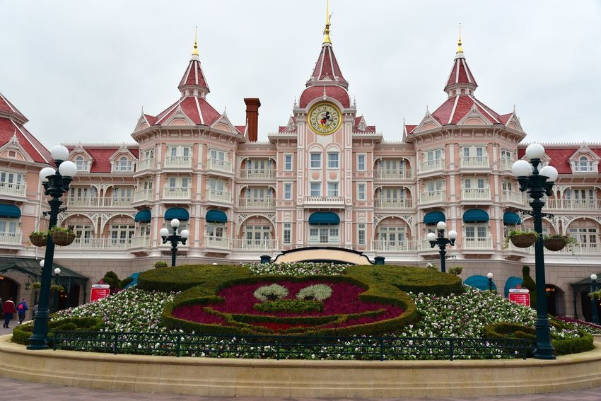 Disneyland Paris Disneyland Paris 💚🎆🗼 Disneyland Resort Paris Paris ❤ Paris, France  France 🇫🇷
