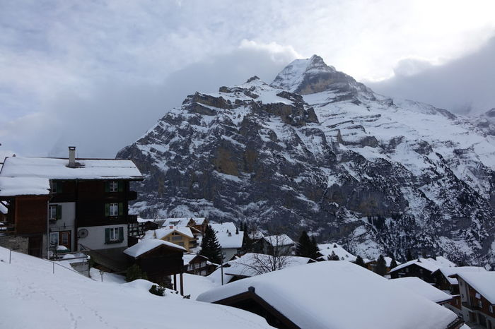 Swiss Photos in front of Jungfrau Taking Photos Streamzoofamily TheVille