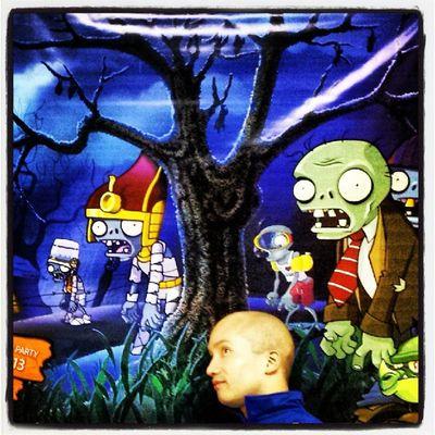 Zombie attack!!!