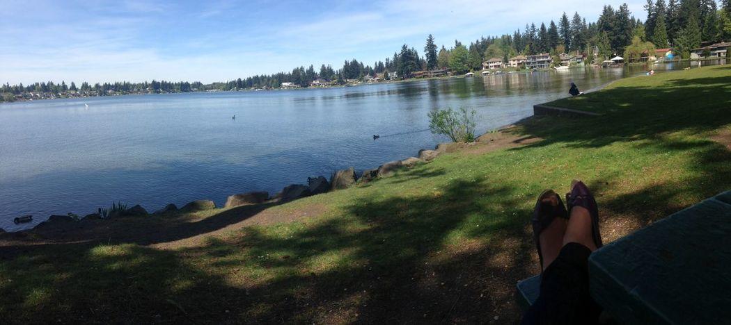 Beautiful Lake View Lake Relaxing