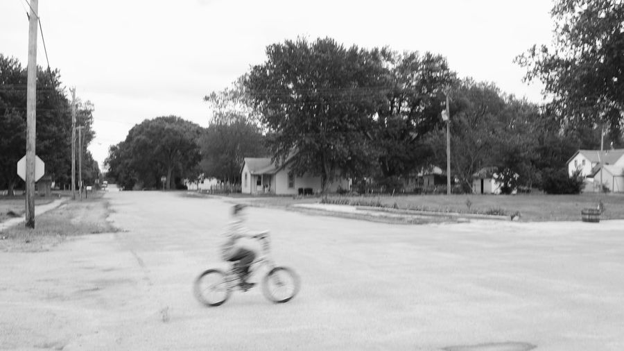 Visual journal May 2017 village of Alexandia, Nebraska A Day In The Life B&w Street Photography Camera Work Cycling Everyday Lives Eye For Photography EyeEm Best Shots EyeEm Gallery Fujifilm_xseries Motion Motion Blur Nebraska One Person Outdoors Photo Diary Photo Essay Practicing Photography Real People Rural America Slow Shutter Small Town Stories Speed Storytelling Transportation Visual Journal