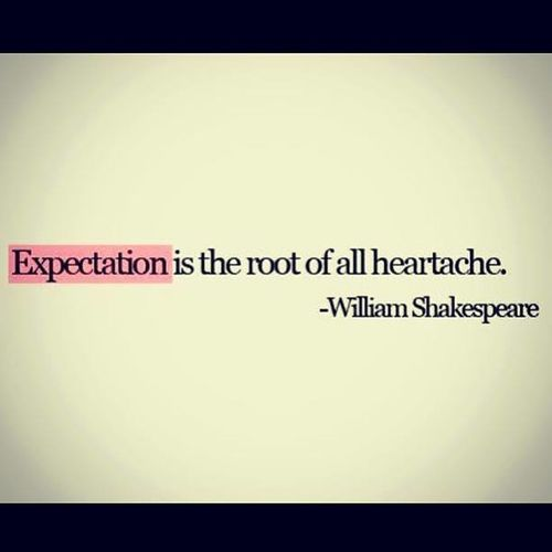 Check This Out Yeah That's So True!❤ No More Expectation !!
