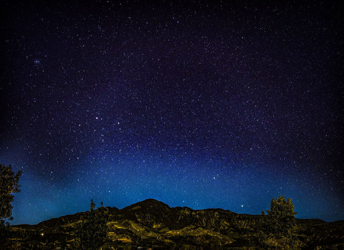 Astronomy Beauty In Nature Dark Galaxy Infinity Landscape Majestic Mountain Nature Night No People Outdoors Scenics Sky Space Star Star - Space Star Field Tree The Nature Photographer - 2016 Eyeem Awards The Great Outdoors With Adobe The Great Outdoors - 2016 EyeEm Awards Natures Diversities