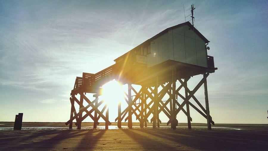 Enjoying The Sun Playa Sea