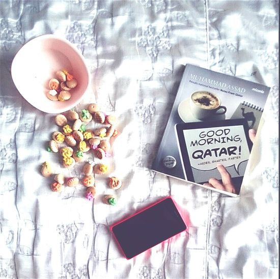 Good morning, Qatar. Books Booklover Bookshelf Books ♥ Bookstagram Book Collections Bookmarks New Book BookAddict Booknerd