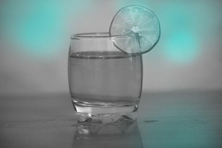 Alcohol Beverage Black & White Black And White Bokeh Color Splash Keylime Lime Luminous Shot Shot Glass