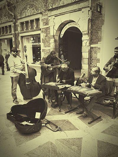 Jamsession Streetphotography Music City