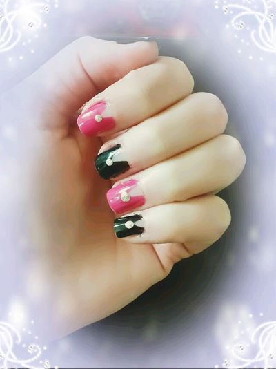 My Nails  Stayle Taking Photos Nail Fashion Made By Me Enjoying Life Eyemphotography Eyem Nature Lover Lovley  Beautiful