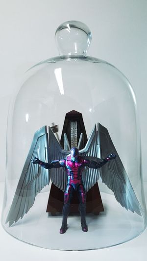 The Metatron. Archangel Marvel Comics Assemblage