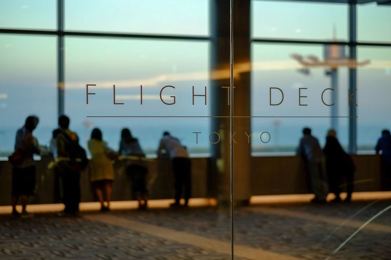Airport Haneda Airport Viewing Deck Viewing Deck Sign TOWNSCAPE Fujifilm_xseries FUJIFILM X-T1 XF 56mm F1.2 APD Landscape_photography Landscape_Collection The Portraitist - 2016 EyeEm Awards