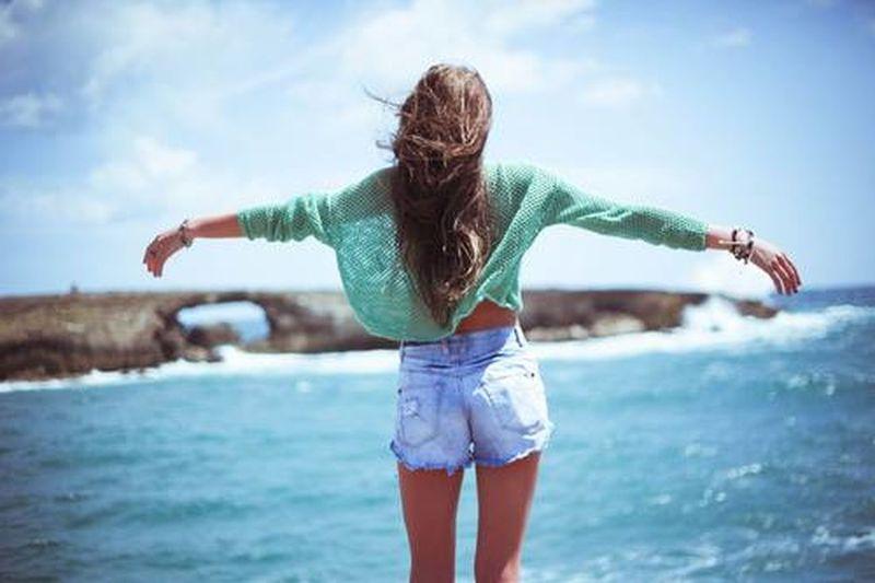 Seaside Beautiful ♥ Model That's Me #giretto in barca
