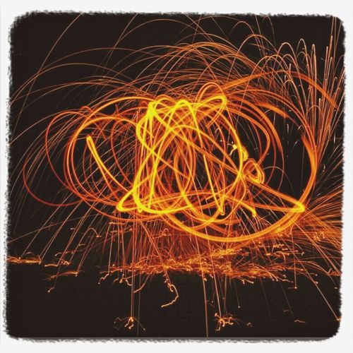 ***Stahlwolle Lightpainting*** Steelwool Lightpainting Lichtmalerei Popular Photos
